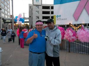 Henry at Race for the Cure 2012