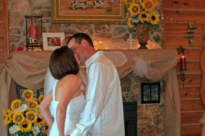 Erin and Josh, 2012
