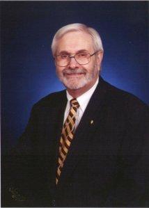 My pastor, Paul Seay