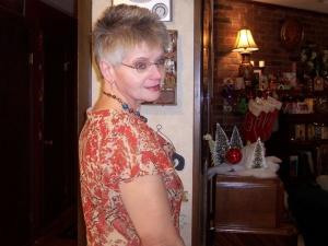 Mom in 2007