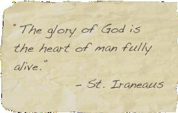 glory of God quote