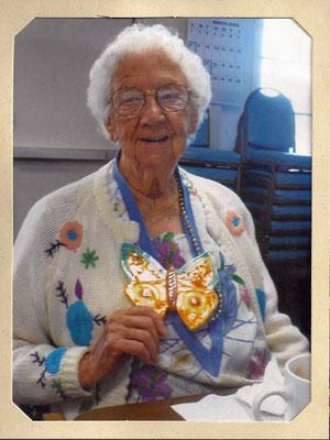 Mark Luker grandma