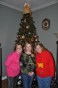 Sam HOgan Christmas 2011