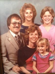 Sam Hogan family