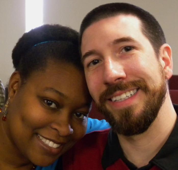 Toi and husband