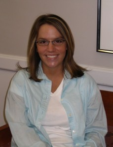 As a young director of career development, 2006