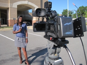LaTresha's last day as a reporter for Fox 16.
